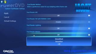 Windows Media Center - Integrated with PowerDvD