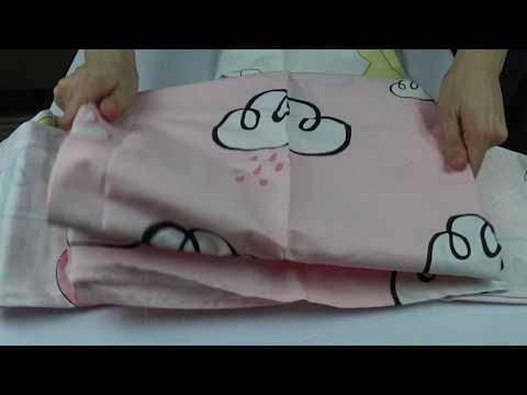 Покупка детского постельного белья