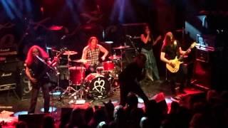 Charon live, Bitter Joy, Halloween 2015, Tavastia, 2015 10 31