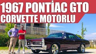 1967PontiacGTO|CorvetteMotorlu|PontiacGTOReview
