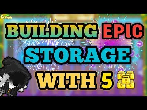 Download Growtopia Building A Pro Farm World Video 3GP Mp4 FLV HD