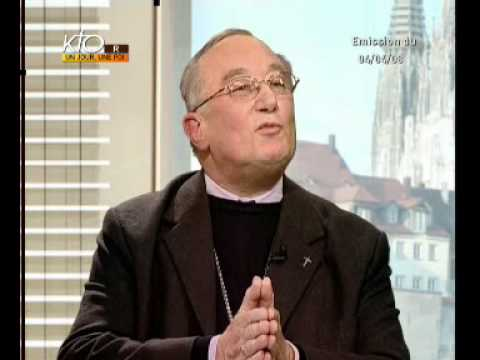Mgr Armand Maillard - Diocèse de Bourges