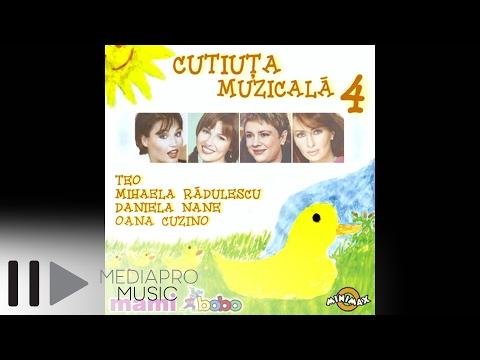 Cutiuta muzicala - Albinita
