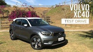 Volvo XC40 - Test Drive