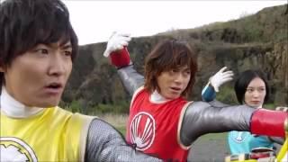 Hurricanger Henshin Super Sentai