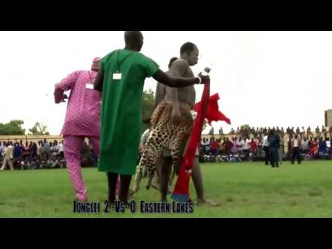 Jonglei Vs.  Eastern Lakes State