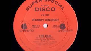 CHUBBY CHECKER   THE RUB