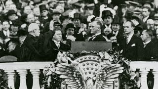 Franklin D. Roosevelt Presidential Inauguration (March 4, 1933)