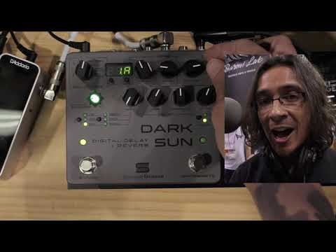 Seymour Duncan - Dark Sun at NAMM 2019 - feat. Mark Holcomb