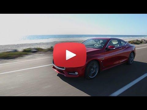 Infiniti Q60 Coupe Купе класса A - тест-драйв 2