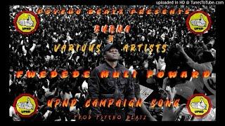 Burna ft. Various Artists – Fwedede Muli Forward (UPND Campaign Song 2021)