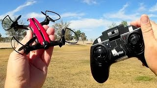 Flytec T18 Micro FPV Camera Drone Flight Test Review