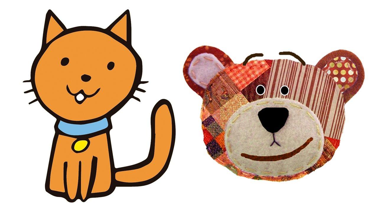Traposo presenta los nombres y sonidos de las mascotas para niños