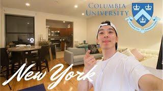 Goodbye Residency, Hello World!!😁 [New Manhattan Apt & Columbia Dental Tour]