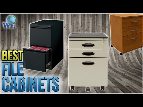 10 Best File Cabinets 2018