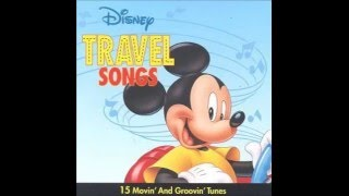 Disney Travel Songs~09 Oh Susanna-Polly-Wolly-Doodle