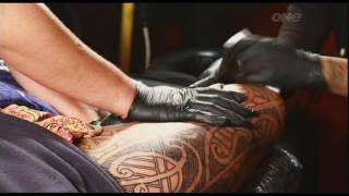 Part 1 Of 2 The Traditional Process Of Maori Tattooing Ta Moko