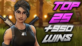 EN VIVO|RETOMANDO EL FORTNITE:Battle Royale ESTOY DEVUELTA! (TOP 25  +970 WINS)