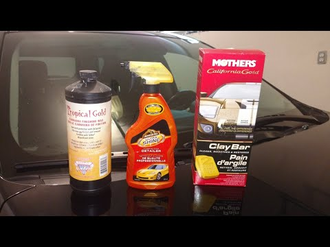 Car detailing tips and tricks (Automotive cleaning products review)