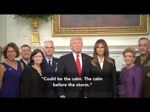 Before The Storm, Remembering 'The Calm'
