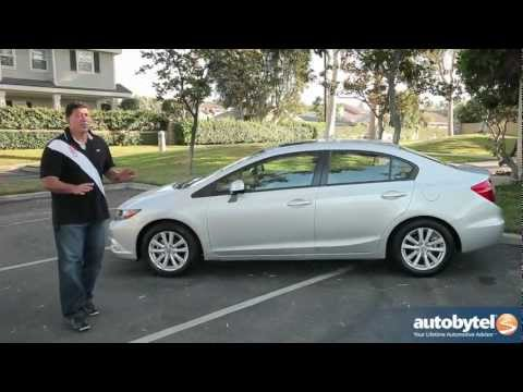 2012 Honda Civic: Video Road Test and Review