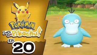 Venonat  - (Pokémon) - LIVE #20 - POKÉMON LET'S GO PIKACHU! -