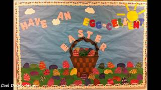 Easter Bulletin Boards Ideas