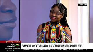 Sampa The Great On Her 2nd Album