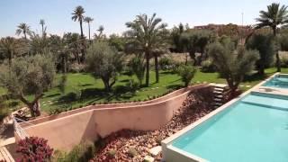 preview picture of video 'Villa Marrakech Beyt Rim - Luxury villa in morocco Sejour maroc'