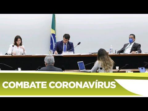 Comissão discute ações de combate ao coronavírus - 02/04/20