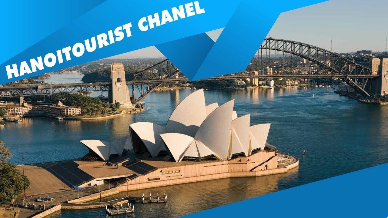 Du lịch Australia - New Zealand