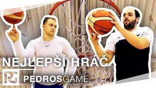 ULTRA MEGA EPICKÝ HRÁČ | Basketbalový trénink s profíky
