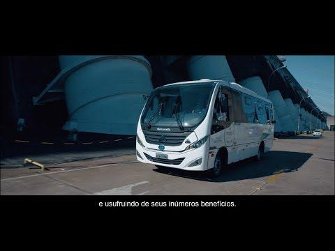Filme 3: Mobilidade elétrica na cidade: Veículos Coletivos e de Carga