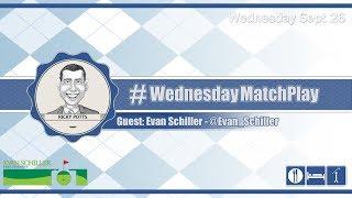 #WednesdayMatchPlay with Evan Schiller from Evan Schiller Photography