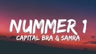 Capital Bra & Samra   Nummer 1 (Official HQ Lyrics) (Text)