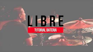 """ TUTORIAL DRUMS "" | LIBRE | Album Pentecostés - Miel San Marcos"