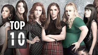 Top Ten Pitch Perfect Quotes - Movie HD