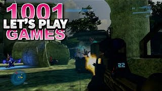 Halo 3 (Xbox 360) - Let's Play 1001 Games - Episode 343 (Part 1)