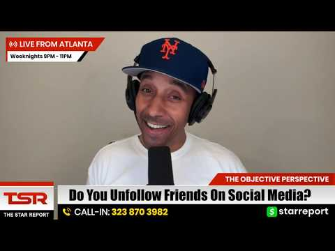 Do You Unfollow Friends On Social Media?