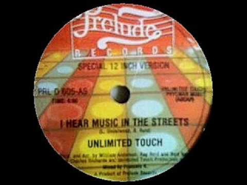 Unlimited Touch - I Hear Music In The Streets video
