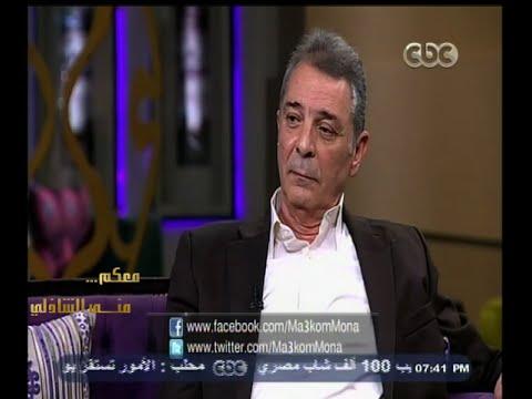 شاهد- ماذا قال محمود حميدة عن خلافه مع يوسف شاهين
