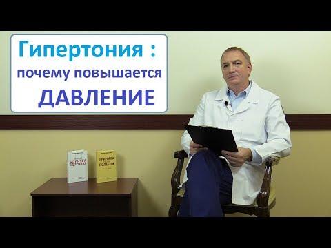 Домашнее лечение при гипертонии