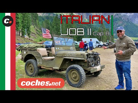 Jeep Camp 2019   Italian Job II Cap. 8   Reportaje en español   coches.net