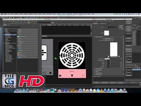 "CGI 3D Tutorial Demo : ""Autodesk Maya Procedural Texturing"" – by Ozgur Yildirim"