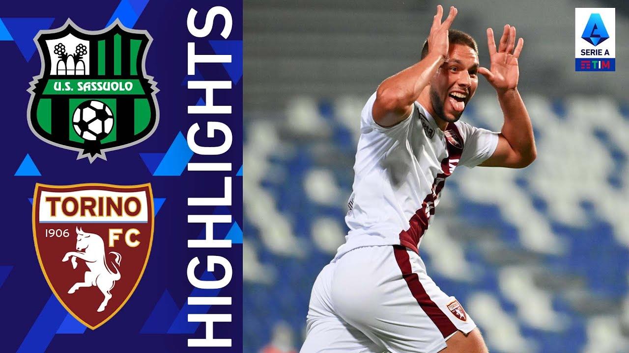 Sassuolo 0-1 Torino | Pjaca firma la seconda vittoria del Torino | Serie A TIM 2021/22
