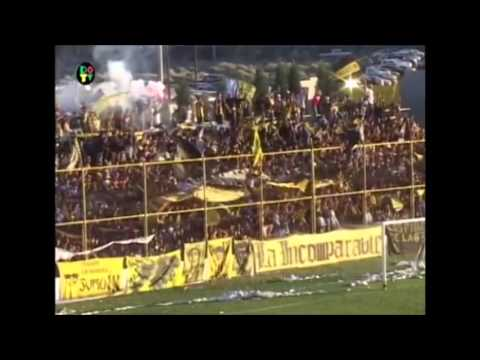 """Oxidados Rocanrol -Deportivo Madryn"" Barra: La Incomparable • Club: Deportivo Madryn"