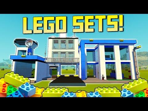 "We Searched for ""Lego"" on the Workshop for Nostalgia! - Scrap Mechanic Workshop Hunters"