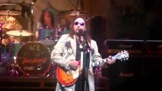 "Ace Frehley - ""Gimmie A Feelin"" Live In Durham, NC (Carolina Theatre 11/17/14)"