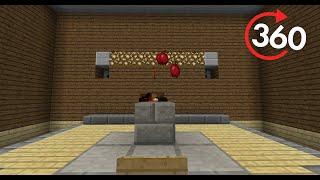 Minecraft | 360 Градусов! | 4K