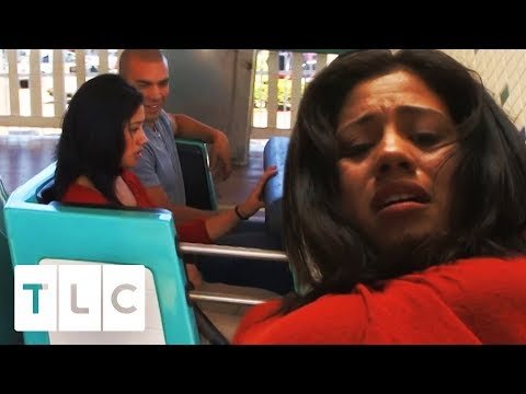 Woman Goes Into Labour After Riding Huge Rollercoaster   I Didn't Know I Was Pregnant